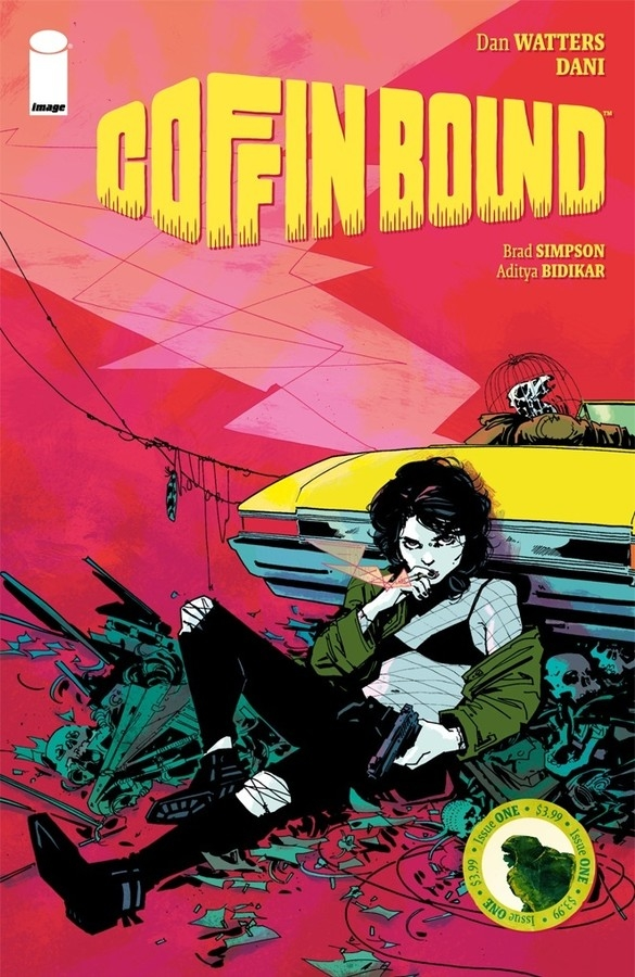 (USE JUN198336) COFFIN BOUND #1 (MR)