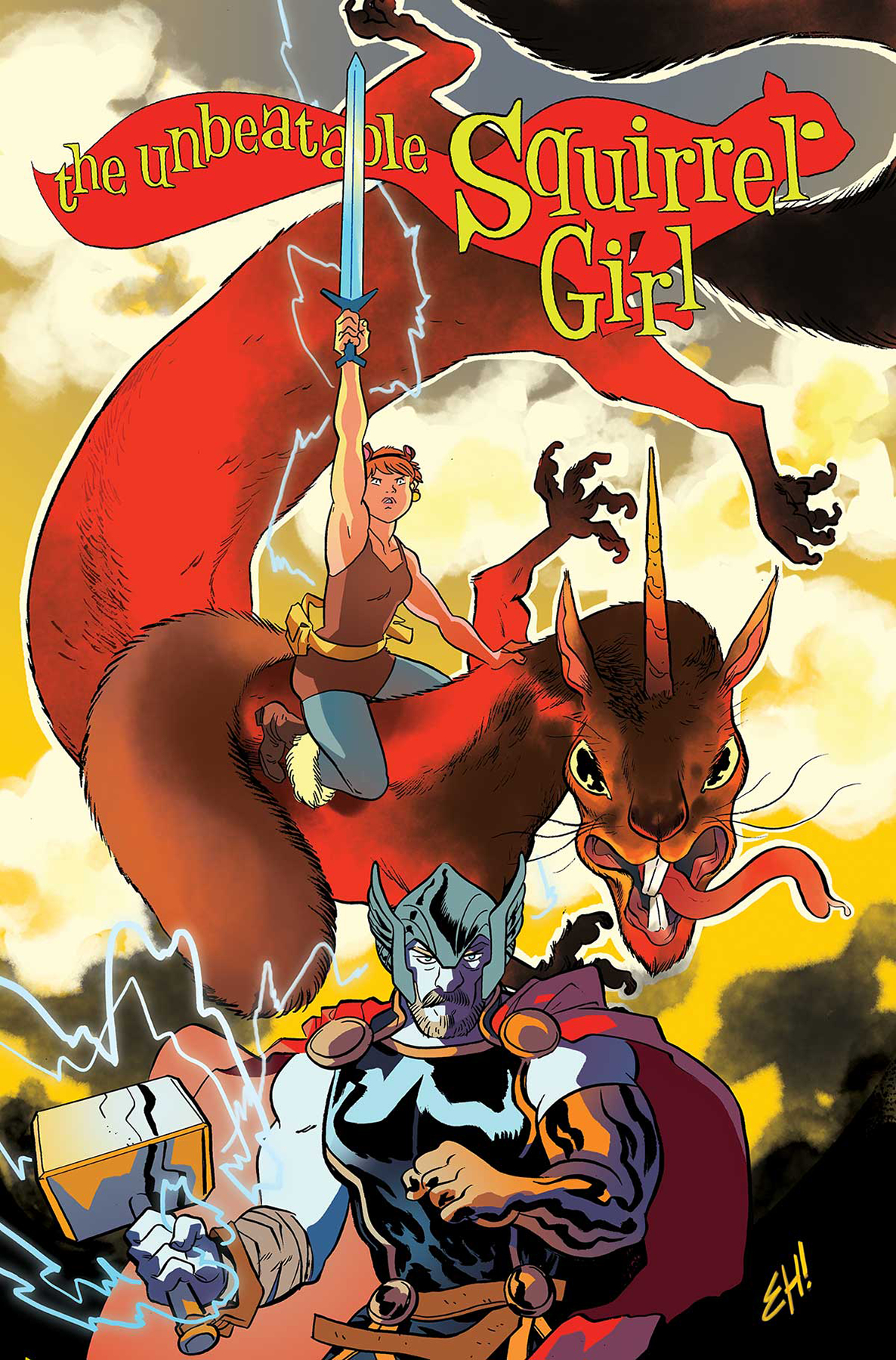 UNBEATABLE SQUIRREL GIRL TP VOL 11 CALL YOUR SQUIRRELFRIEND