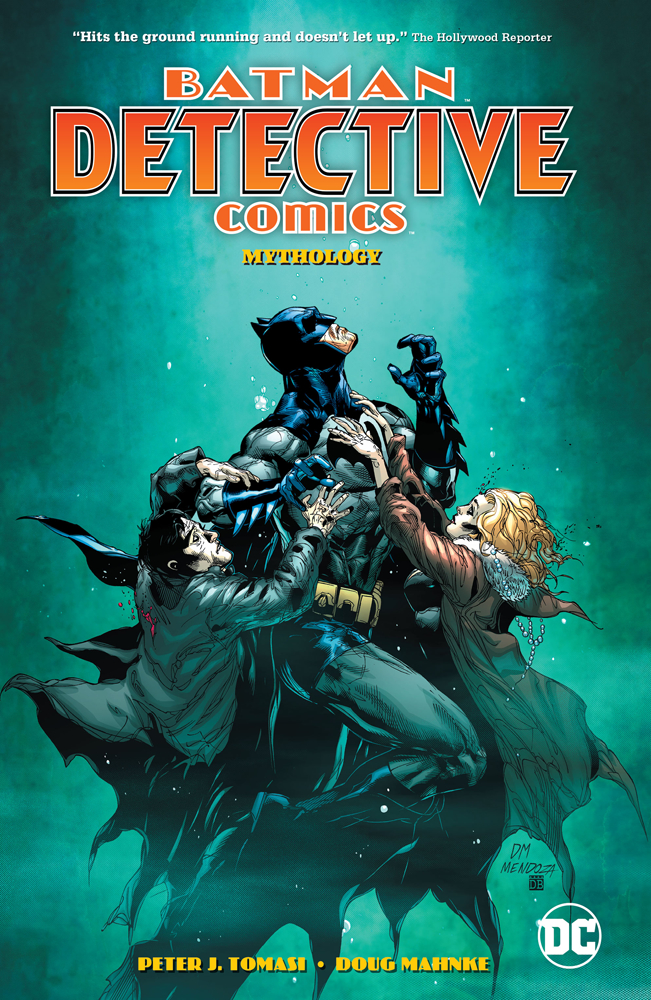 BATMAN DETECTIVE COMICS HC VOL 01 MYTHOLOGY