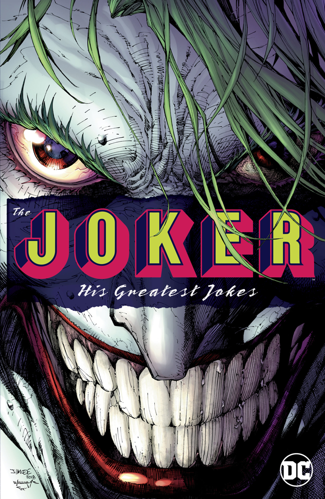 JOKER HIS GREATEST JOKES TP