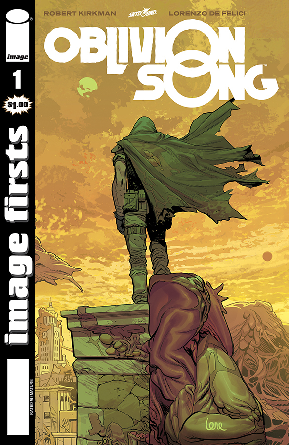 IMAGE FIRSTS OBLIVION SONG #1 (O/A)