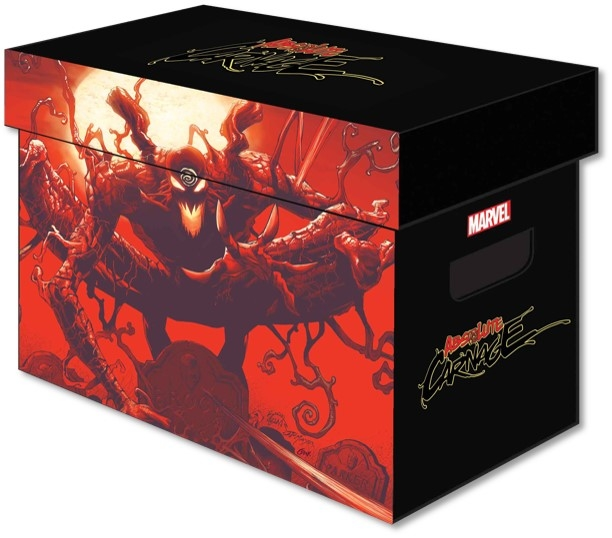 MARVEL GRAPHIC COMIC BOXES ABSOLUTE CARNAGE (BUNDLE OF 5) (N