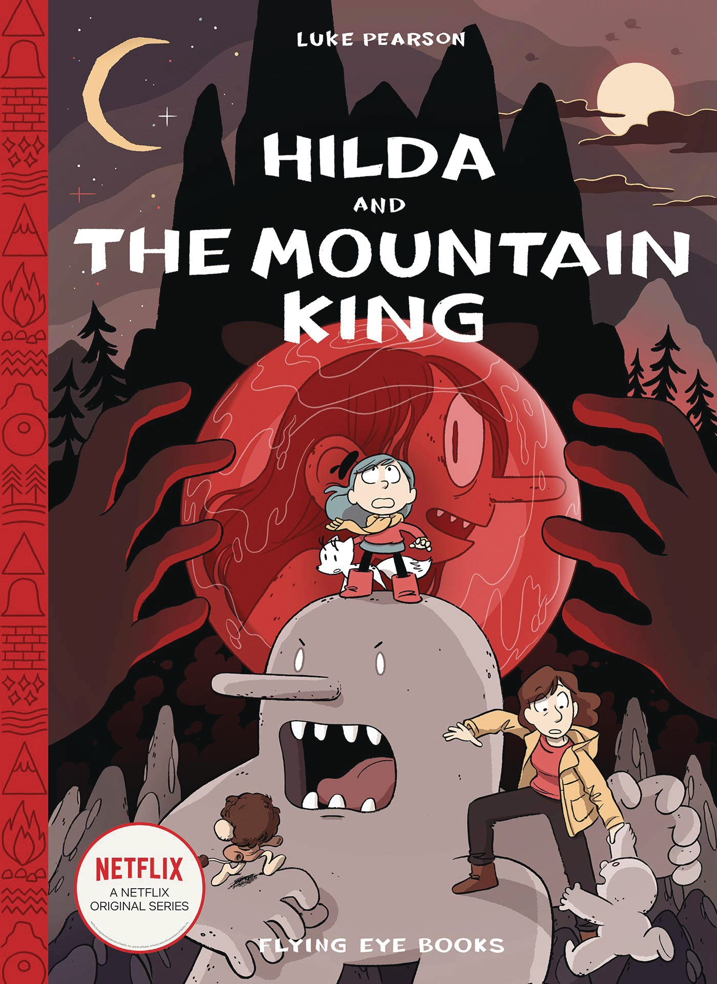 HILDA & MOUNTAIN KING HC GN