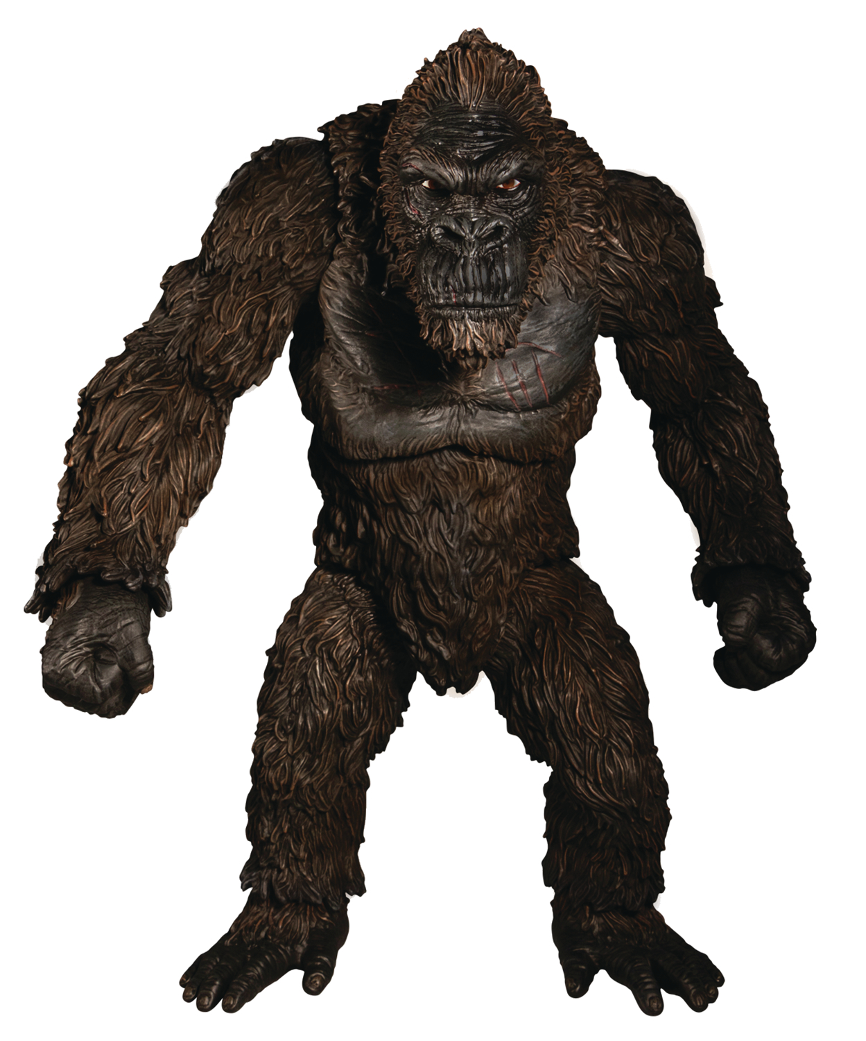 ULTIMATE KING KONG OF SKULL ISLAND 18 INCH ACTION FIGURE (AP
