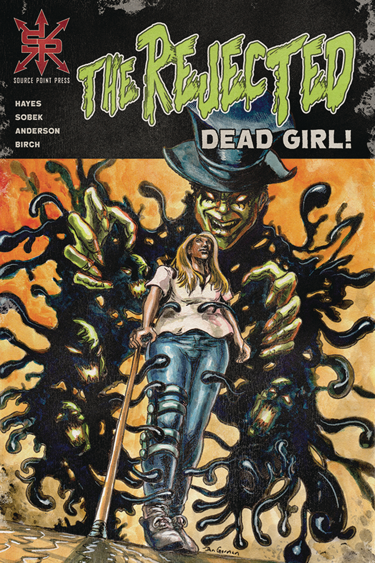 REJECTED DEAD GIRL ONE SHOT (MR)
