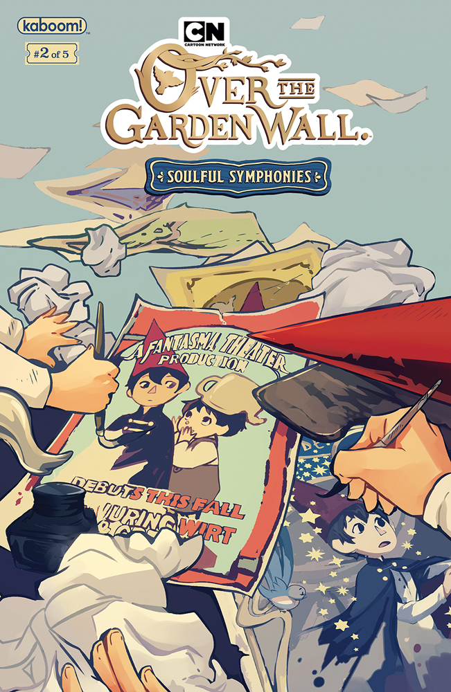 OVER GARDEN WALL SOULFUL SYMPHONIES #2 (OF 5) CVR A YOUNG (C
