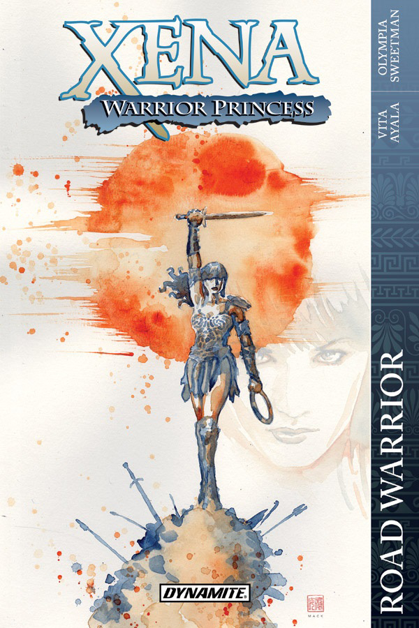 XENA WARRIOR PRINCESS ROAD WARRIOR TP