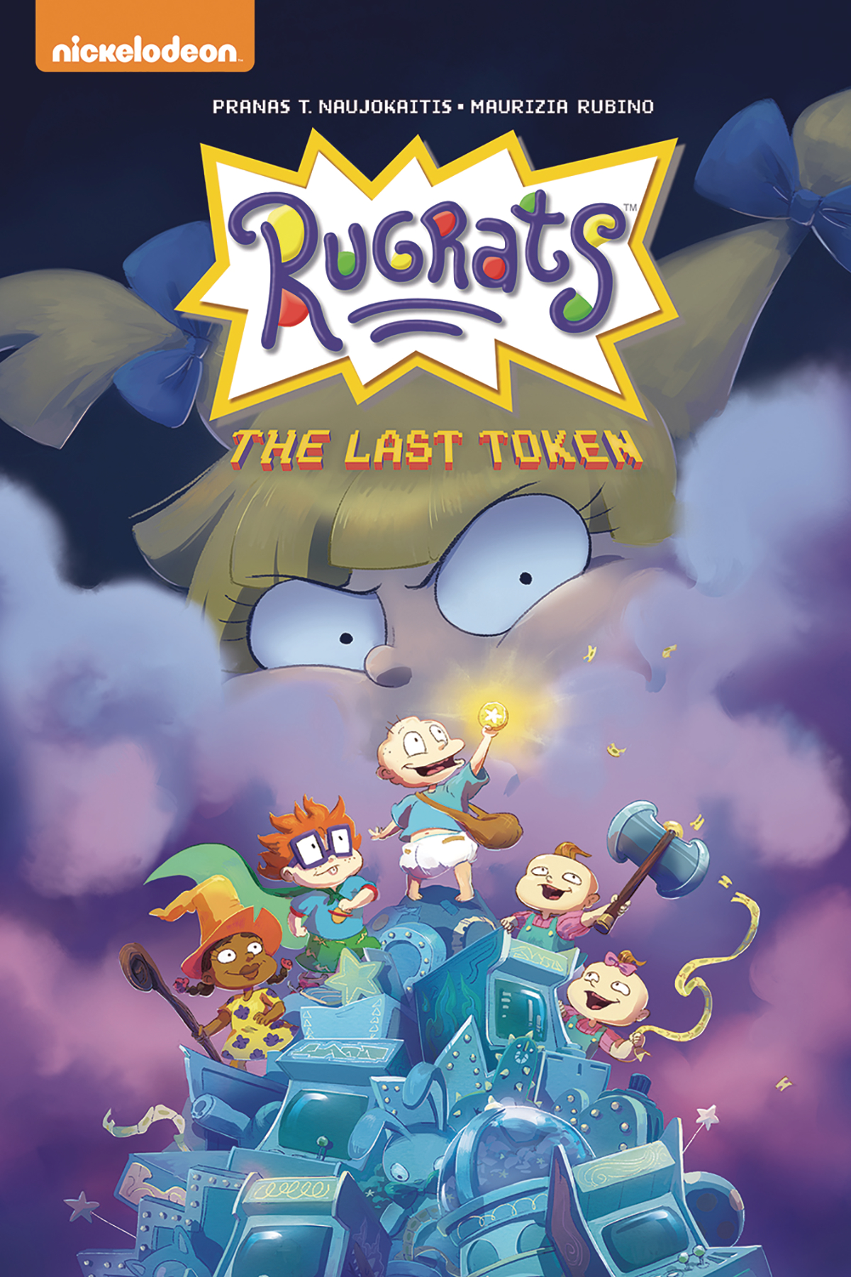 RUGRATS ORIGINAL GN VOL 01 LAST TOKEN