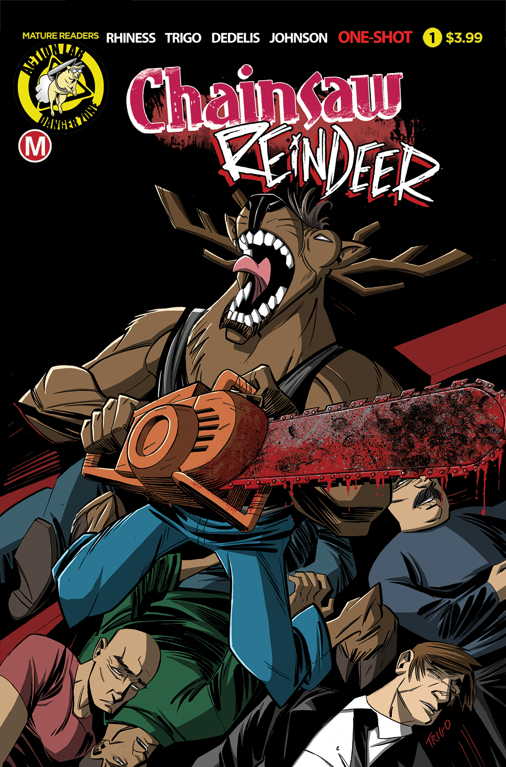 CHAINSAW REINDEER ONE SHOT