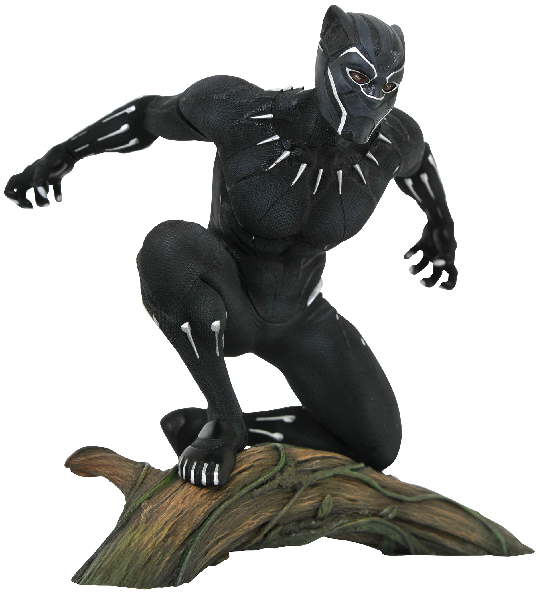 MARVEL BLACK PANTHER MOVIE COLLECTORS STATUE
