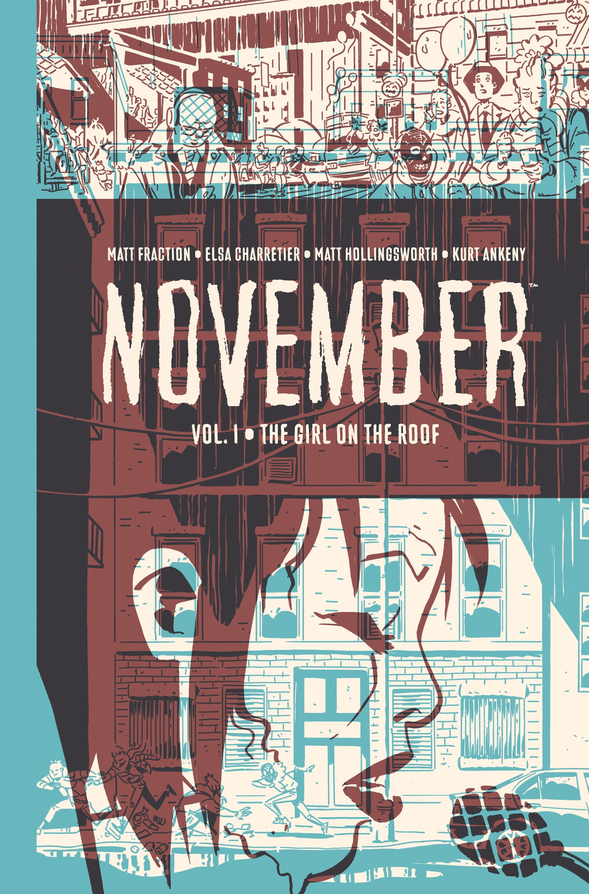 NOVEMBER HC VOL 01 (OF 3) (O/A) (MR)