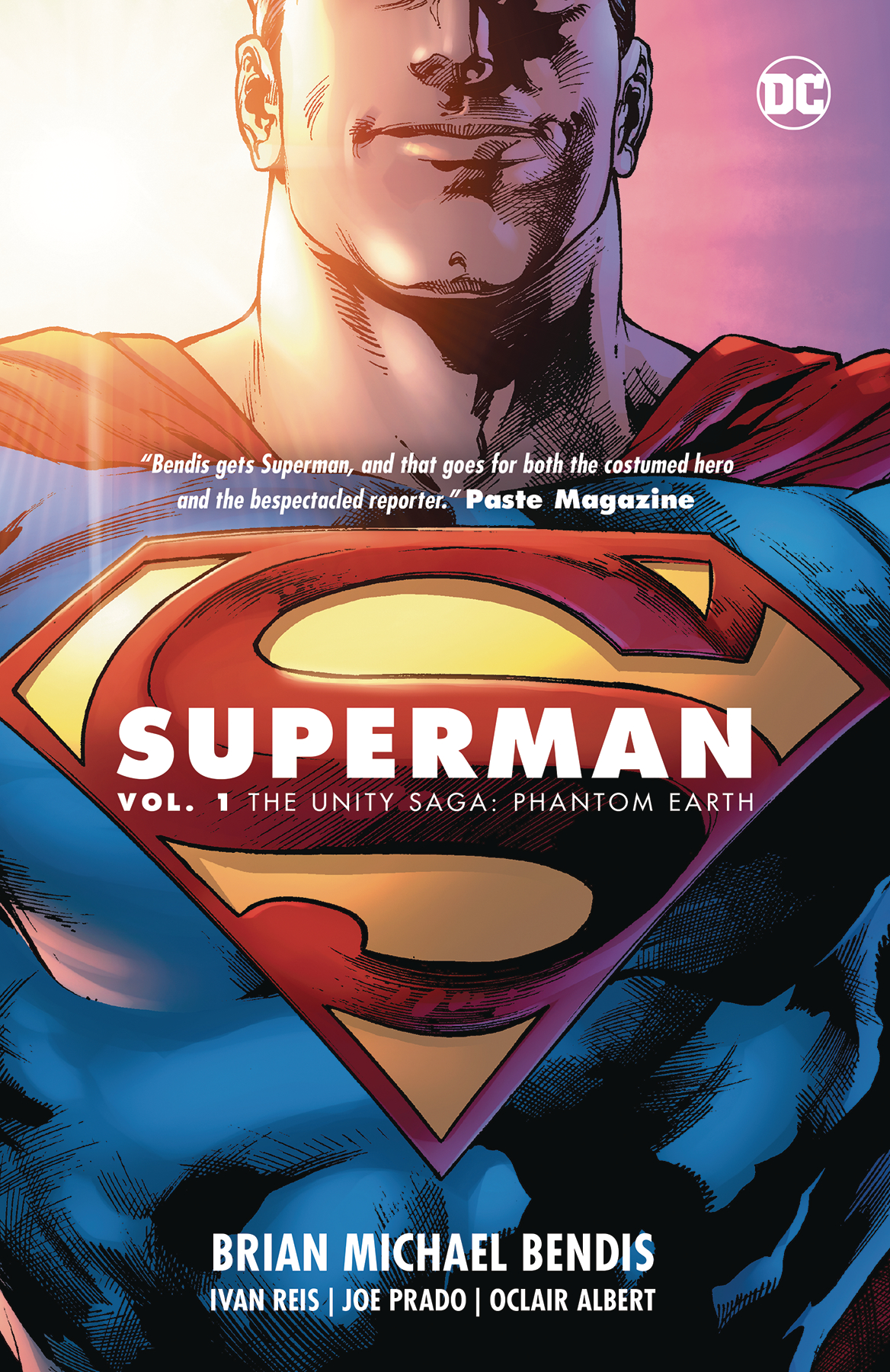 SUPERMAN TP VOL 01 THE UNITY SAGA PHANTOM EARTH