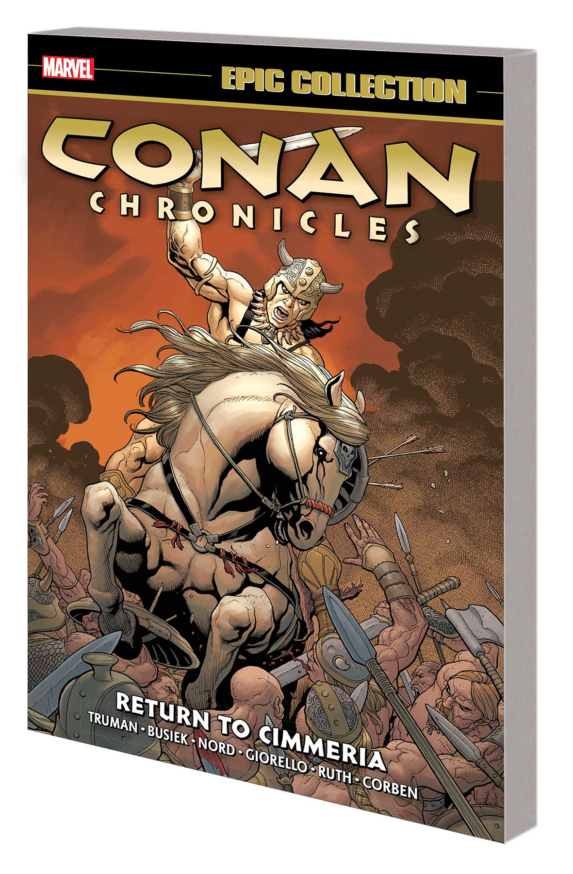 CONAN CHRONICLES EPIC COLLECTION TP RETURN TO CIMMERIA