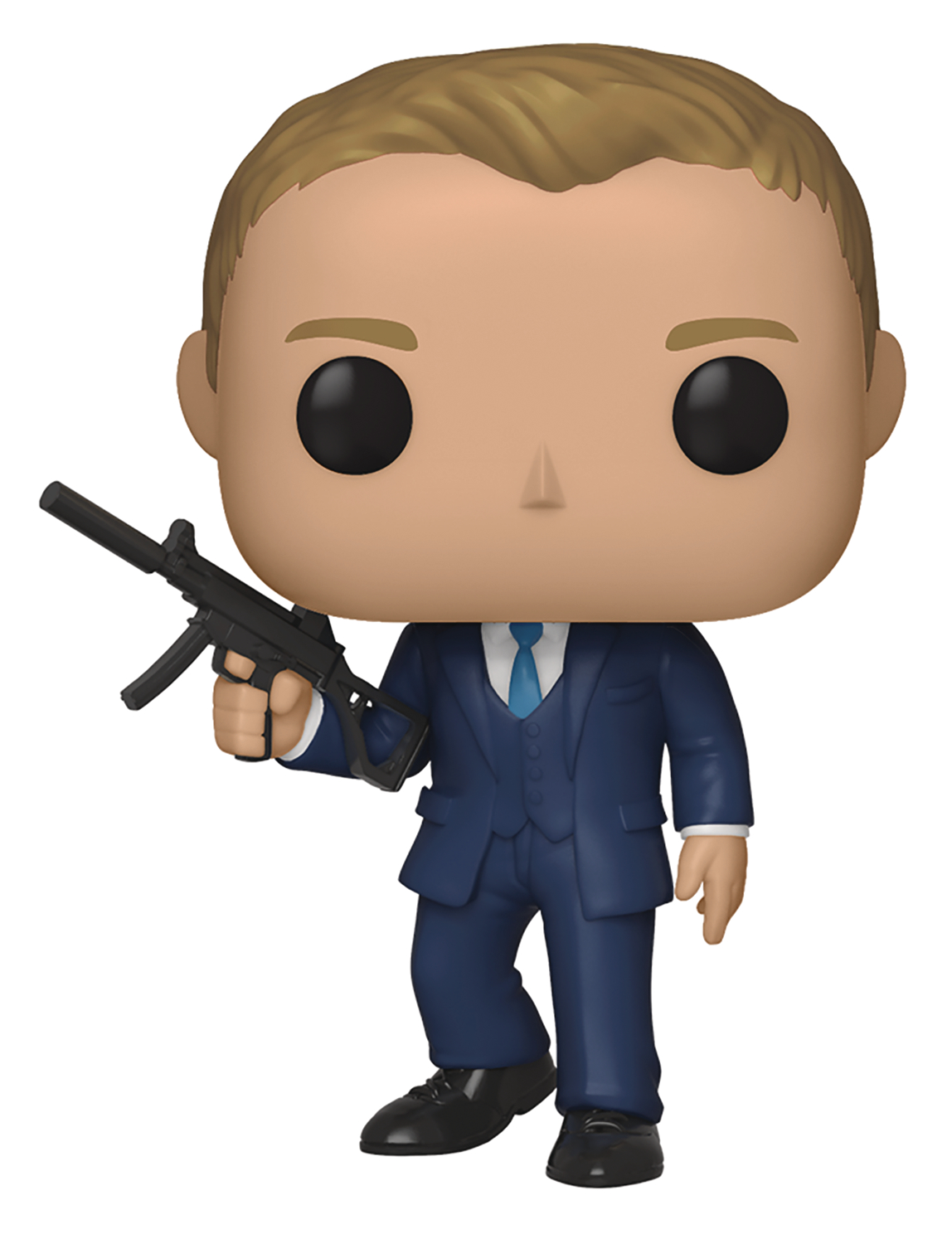 POP MOVIES JAMES BOND QUANTUM OF SOLACE VIN FIGURE