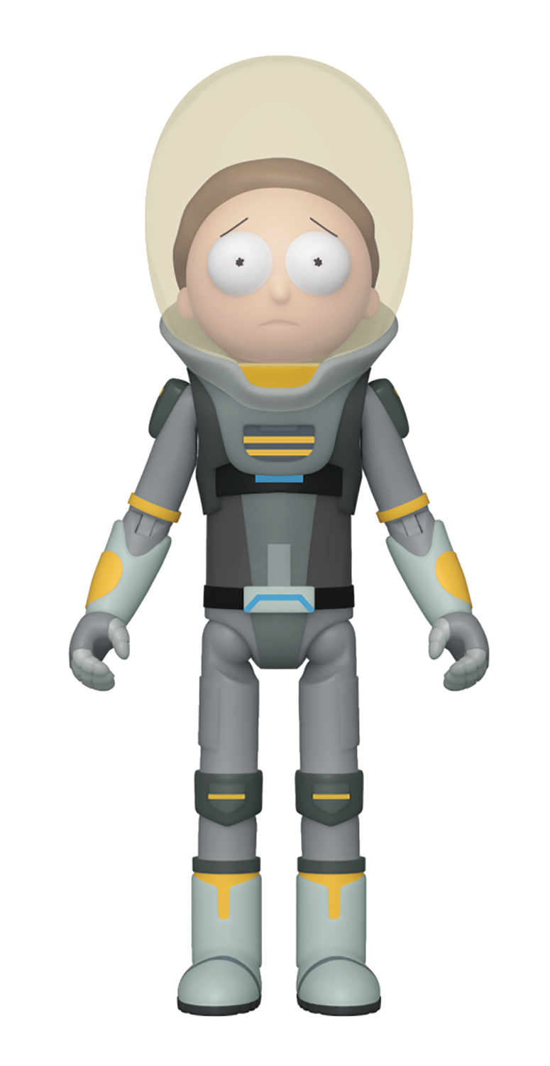 FUNKO RICK & MORTY SPACE SUIT MORTY AF