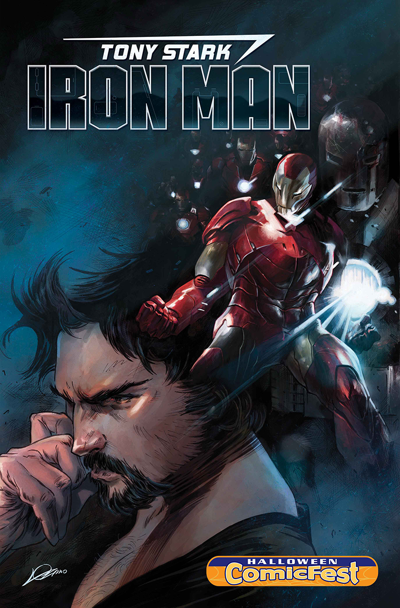 HCF 2019 IRON MAN ROAD TO IRON MAN 2020 #1