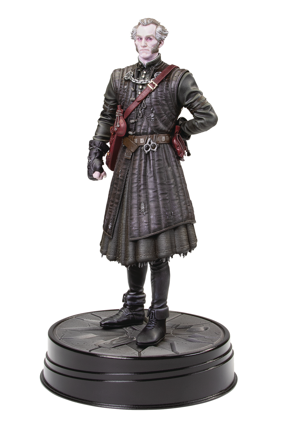 WITCHER 3 WILD HUNT REGIS VAMPIRE DLX FIGURE