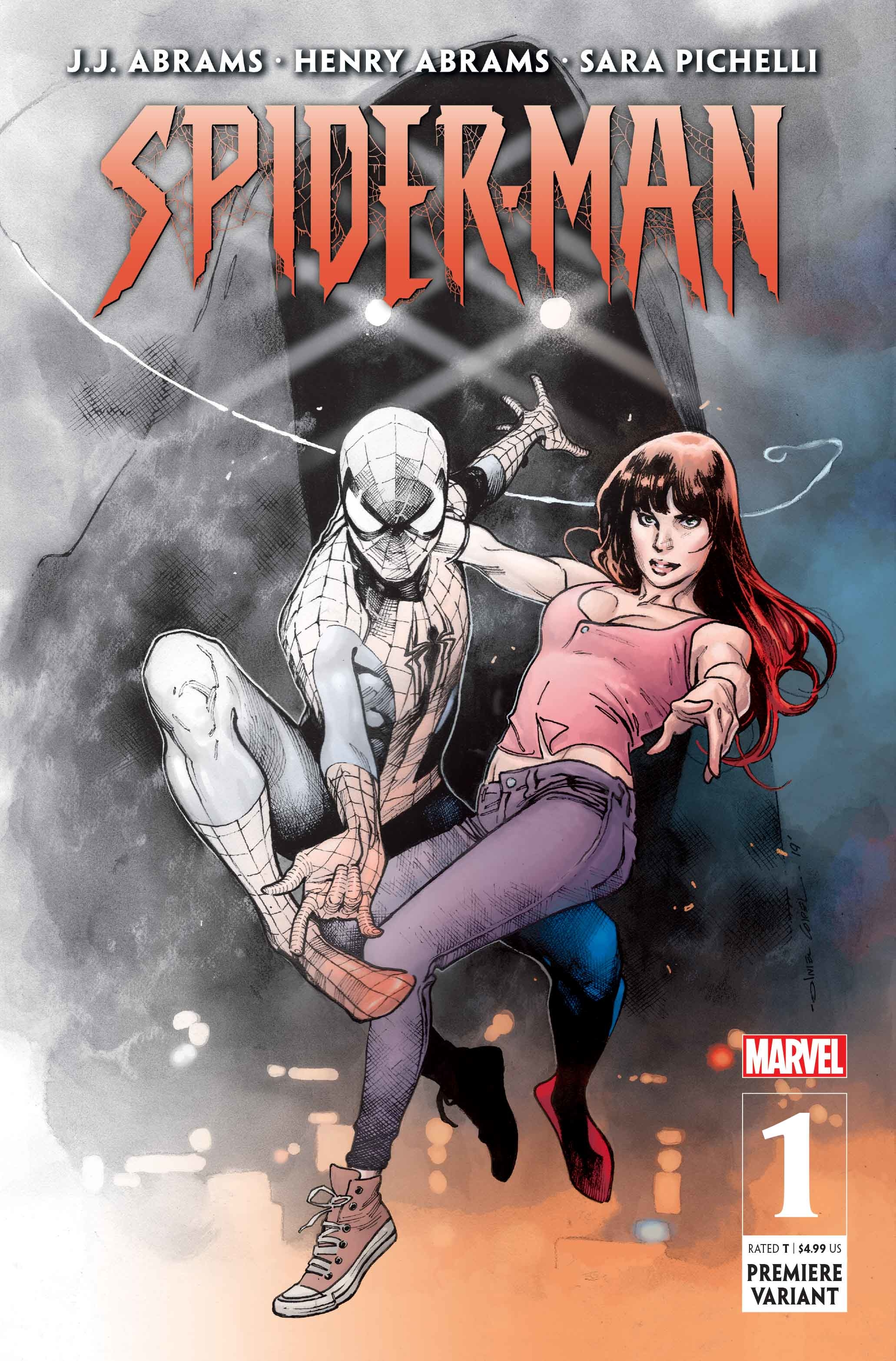 SPIDER-MAN #1 (OF 5) COIPEL PREMIERE VAR