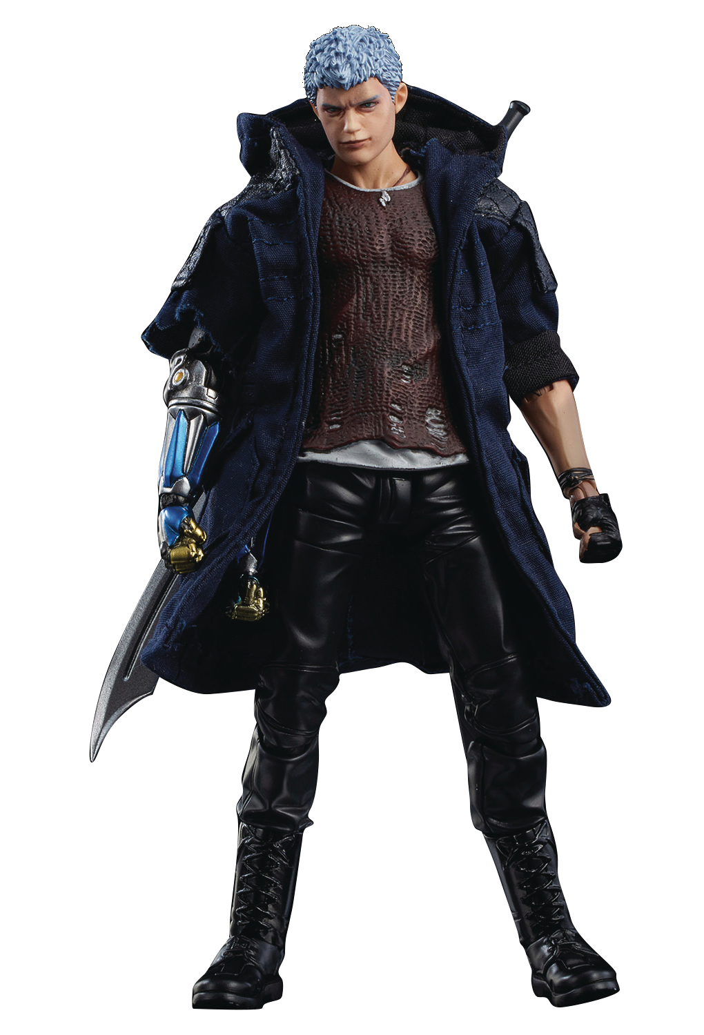 DEVIL MAY CRY 5 NERO PX DELUXE VERSION 1/12 SCALE AF  (