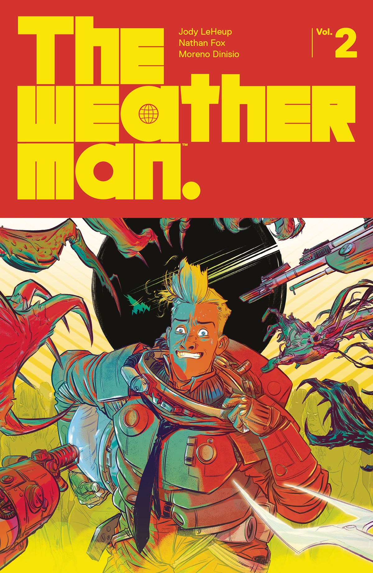 WEATHERMAN TP VOL 02 (MR)
