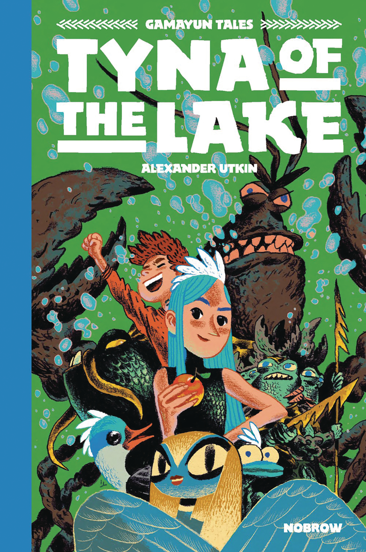 GAMAYUN TALES GN VOL 03 TYNA OF LAKE