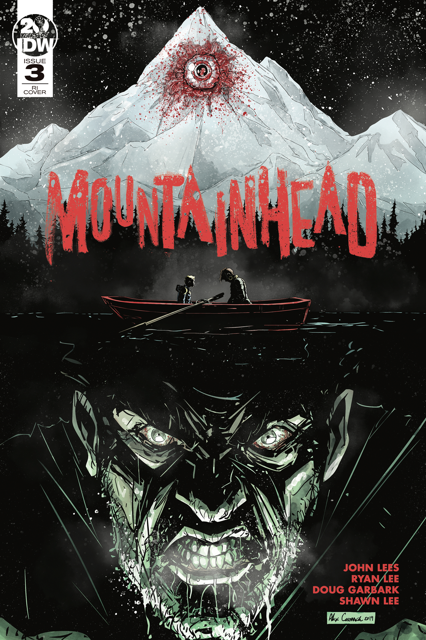 MOUNTAINHEAD #3 (OF 5) 10 COPY INCV CORMACK