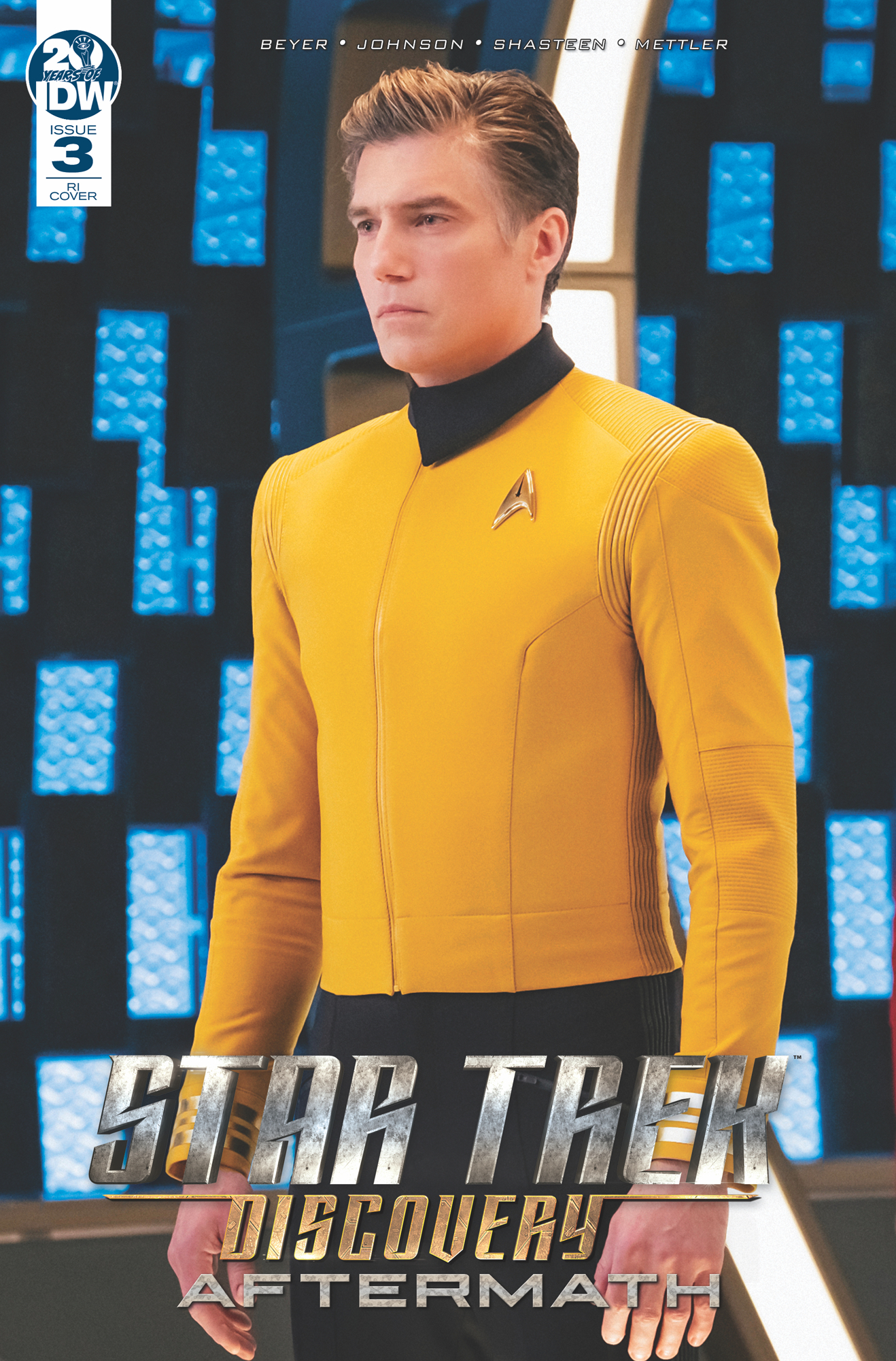 STAR TREK DISCOVERY AFTERMATH #3 (OF 3) 10 COPY INCV PHOTO (