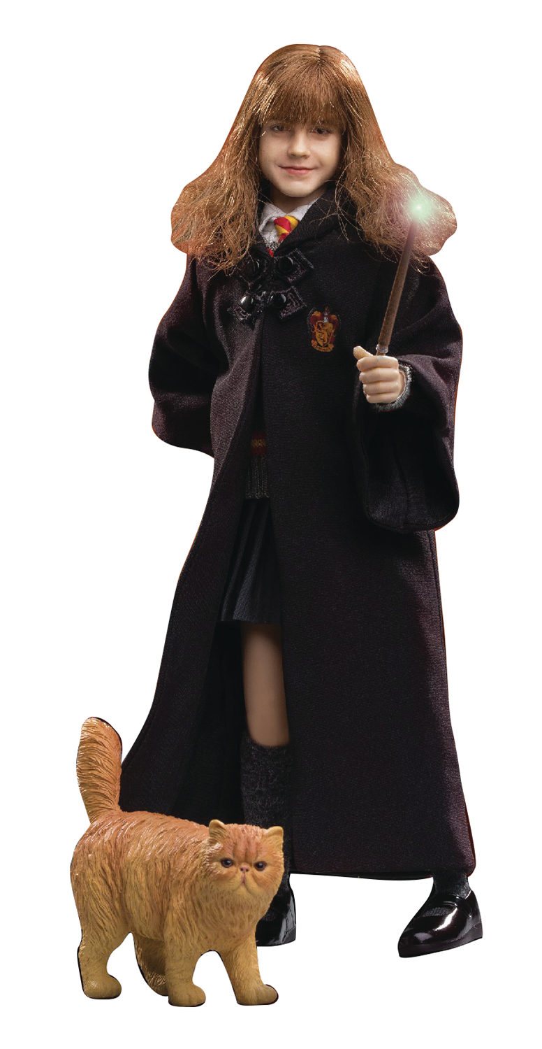 HP SORCERERS STONE HERMIONE 1/6 AF CHILD HALLOWEEN VER