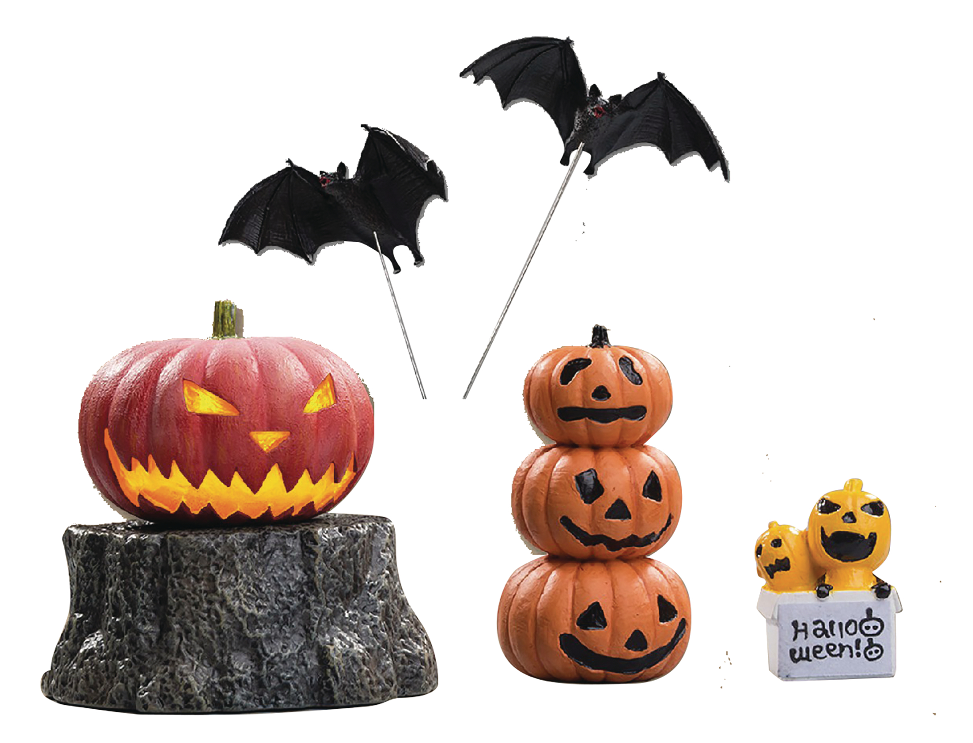 HARRY POTTER SER 1/6 HALLOWEEN ACCESSORY PACK