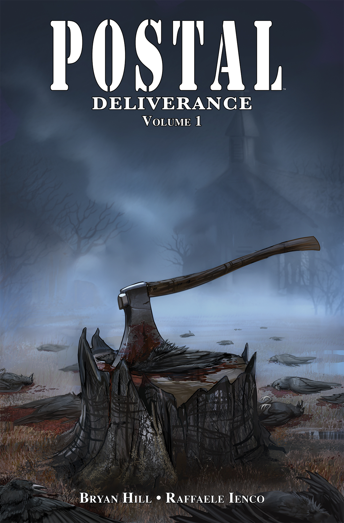 POSTAL DELIVERANCE TP VOL 01 (MR)