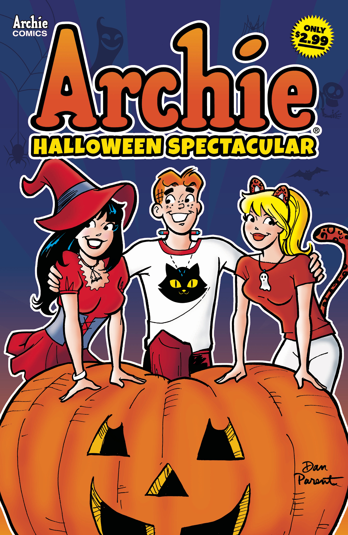 ARCHIES HALLOWEEN SPECTACULAR #1