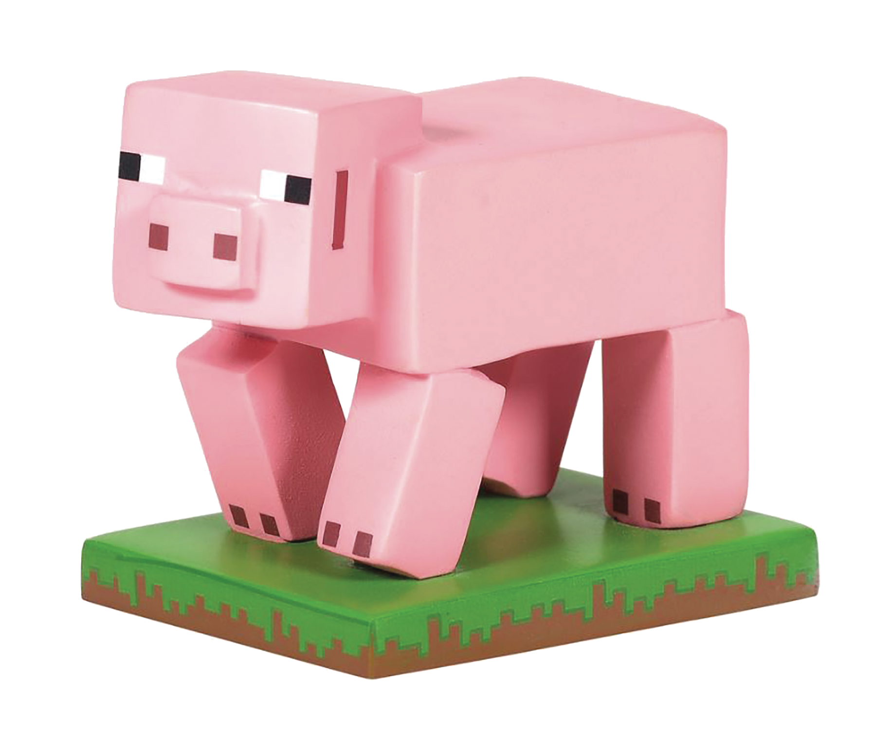 D56 MINECRAFT 1.75IN PIG FIGURE
