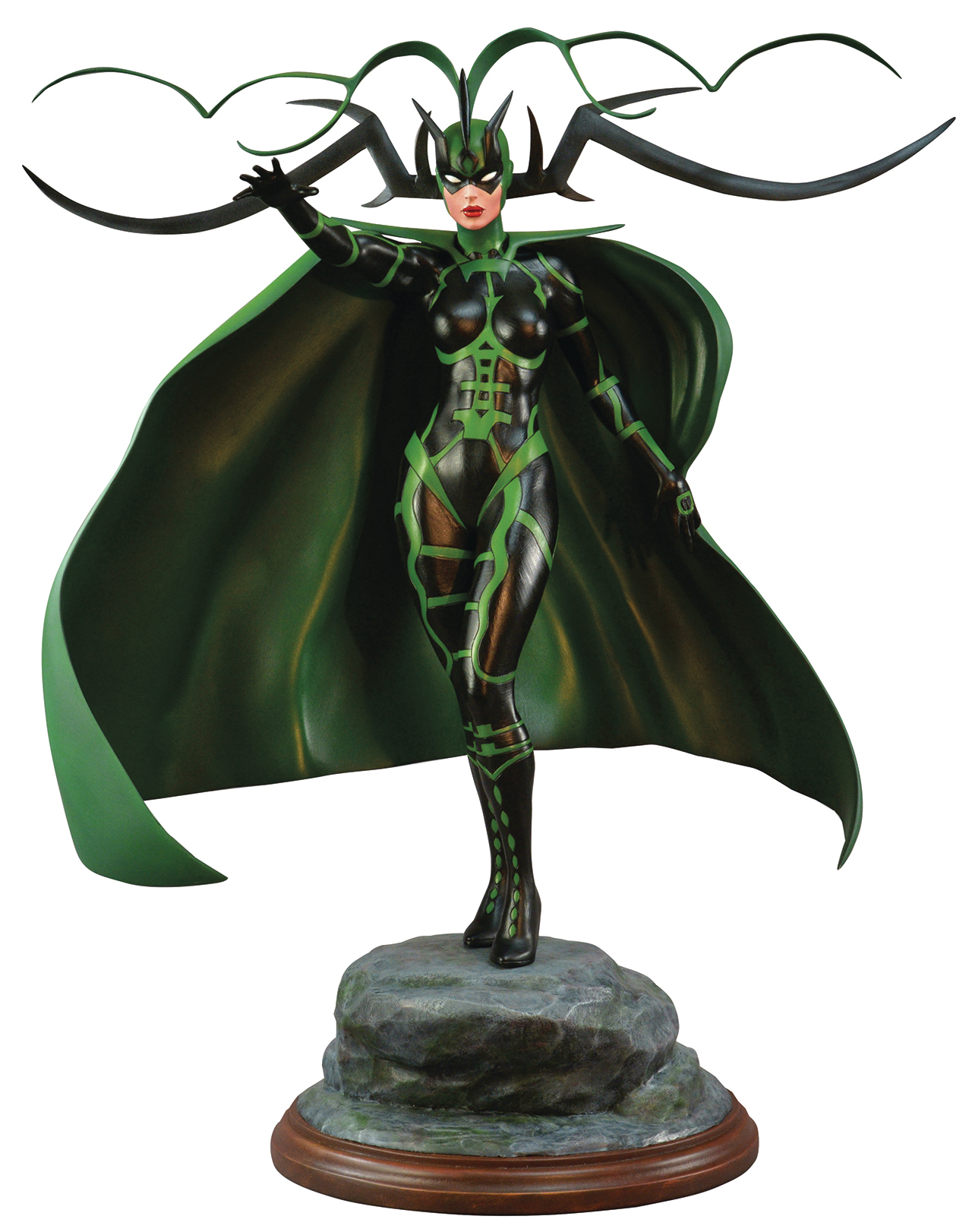 MARVEL PREMIER COLLECTION HELA STATUE