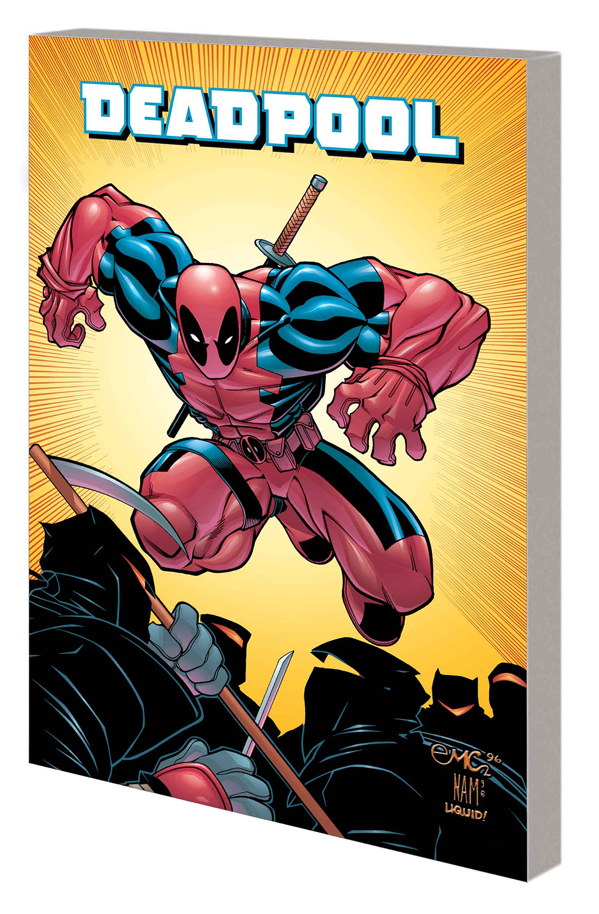 DEADPOOL BY JOE KELLY COMPLETE COLLECTION TP VOL 01