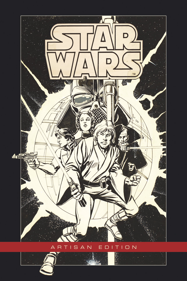 STAR WARS ARTISAN EDITION TP