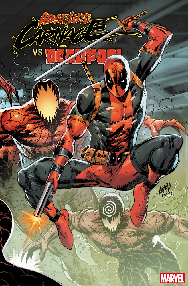 ABSOLUTE CARNAGE VS DEADPOOL #3 (OF 3) LIEFELD CONNECTING VA