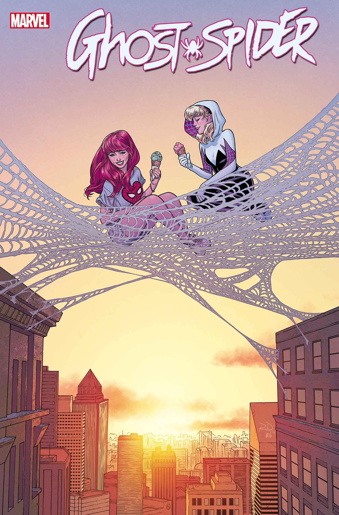 GHOST-SPIDER #3 DAUTERMAN MARY JANE VAR