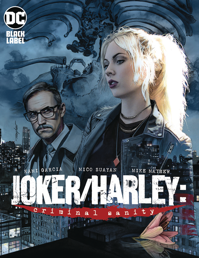 JOKER HARLEY CRIMINAL SANITY #1 (OF 9) MAYHEW VAR ED