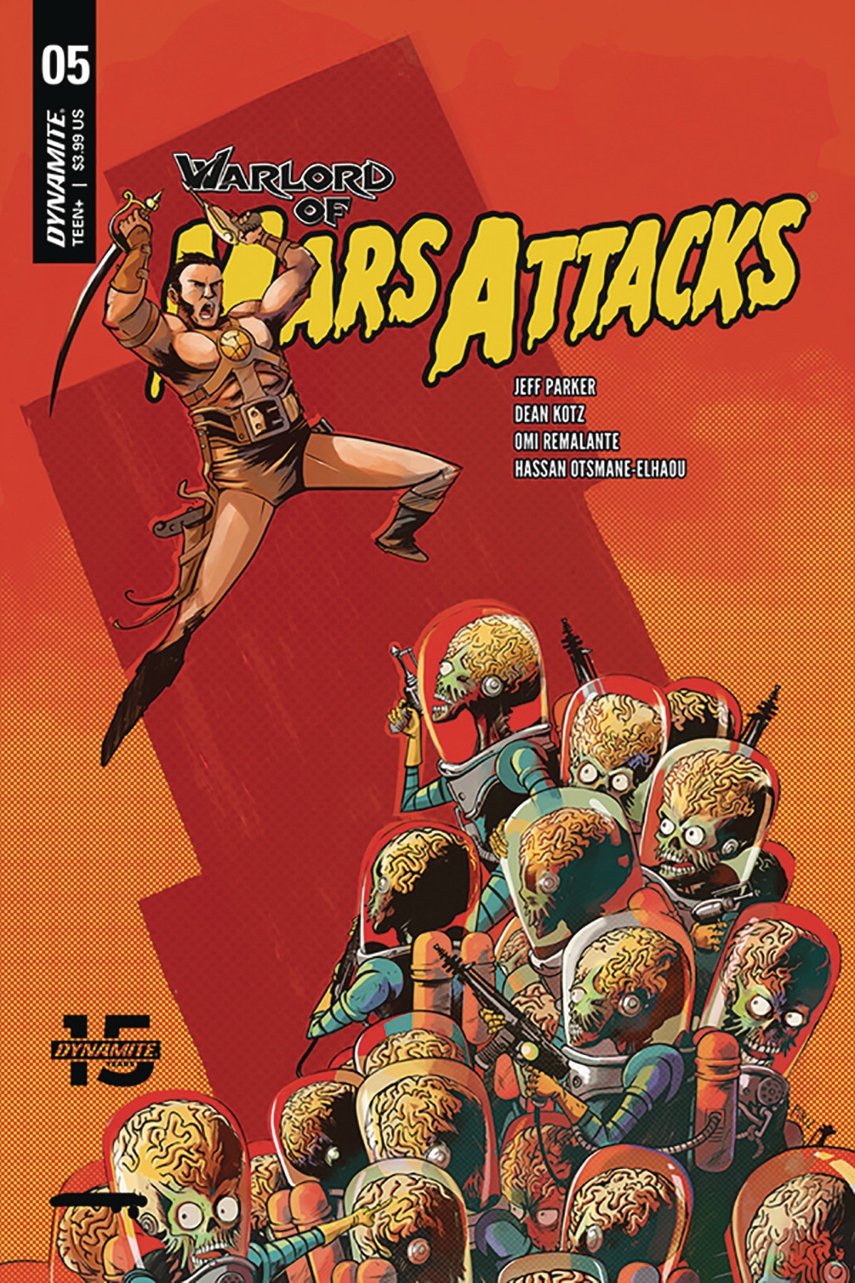 WARLORD OF MARS ATTACKS #5 CVR B PIRIZ