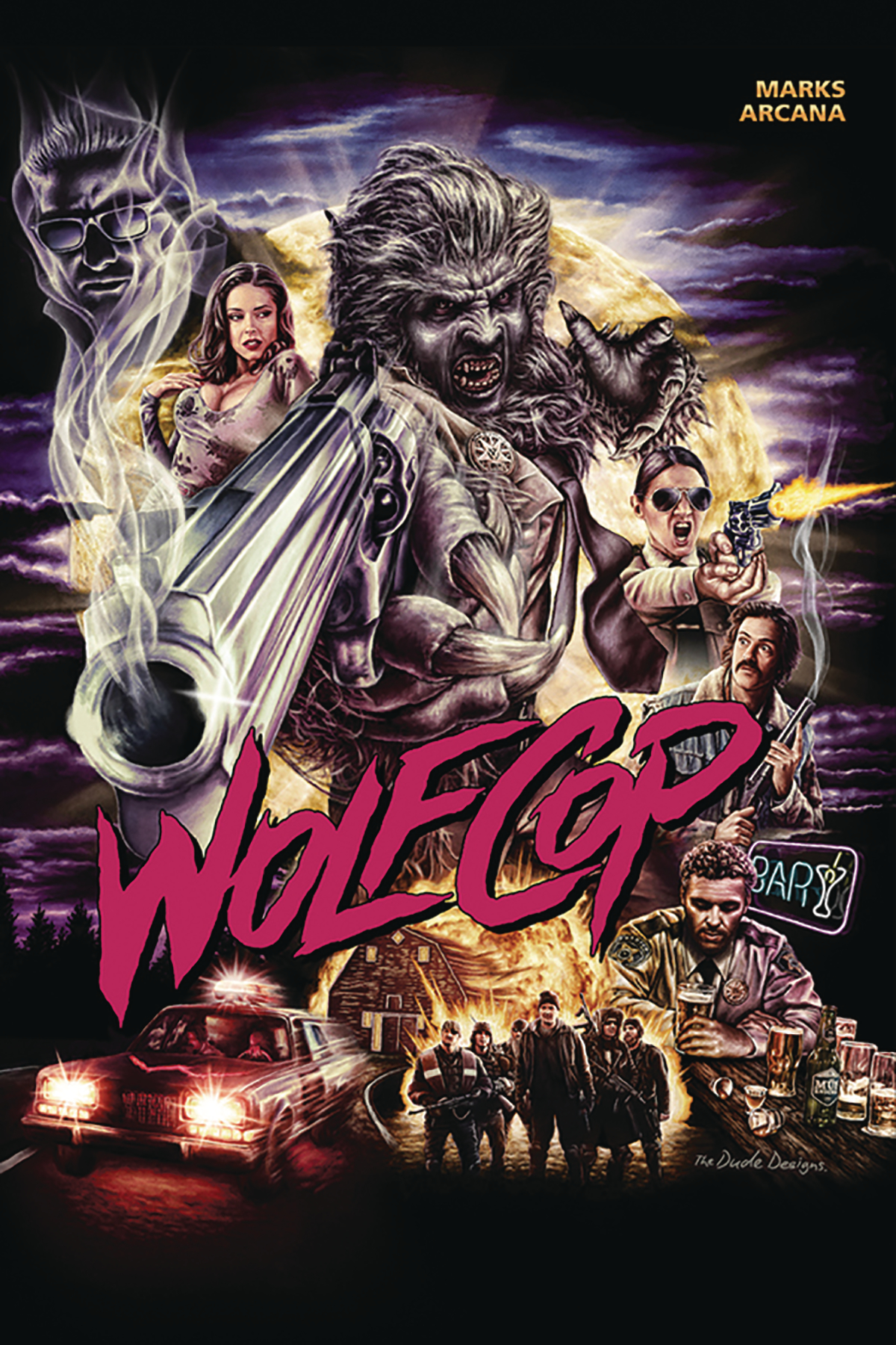 WOLFCOP TP (MR)