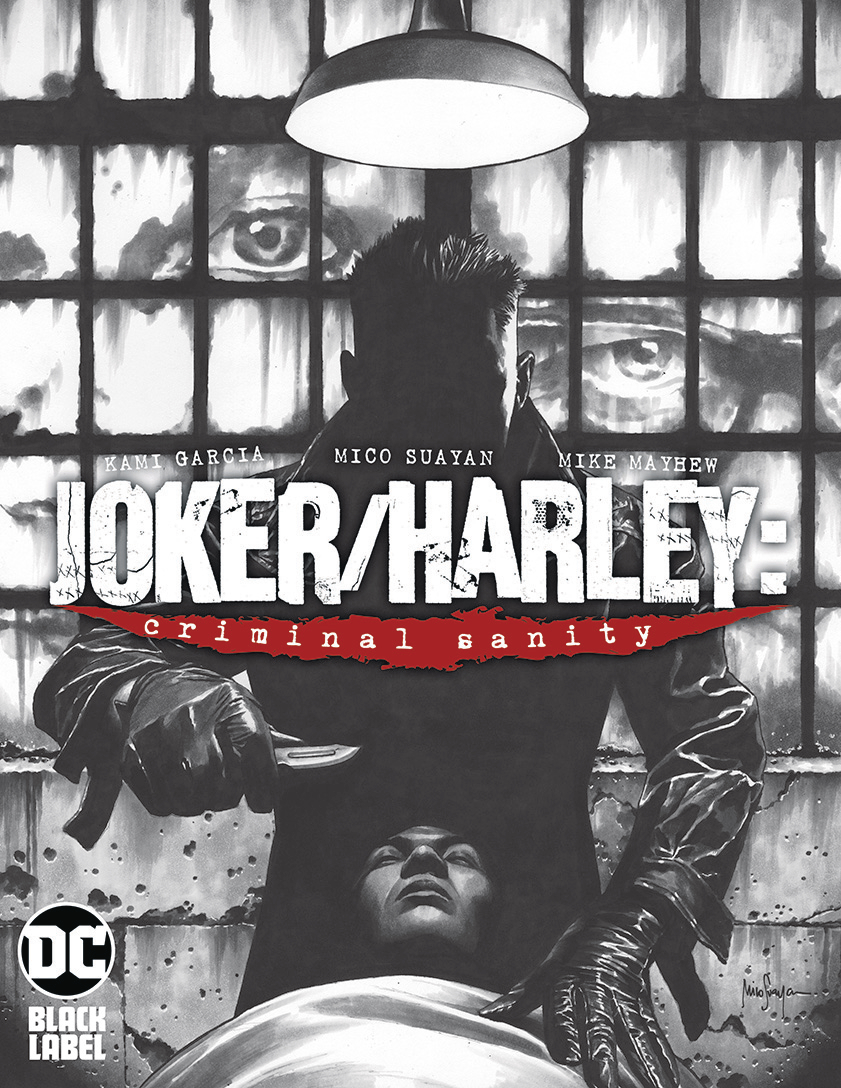 JOKER HARLEY CRIMINAL SANITY #1 (OF 9) SUAYAN VAR ED