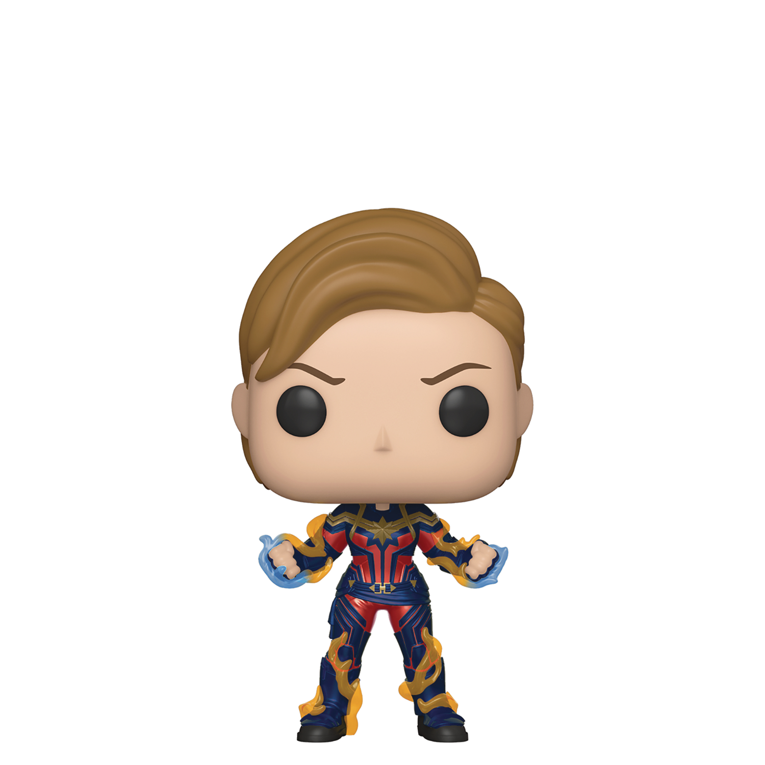 POP MARVEL ENDGAME CAPTAIN MARVEL W/ NEW HAIR VIN FIG