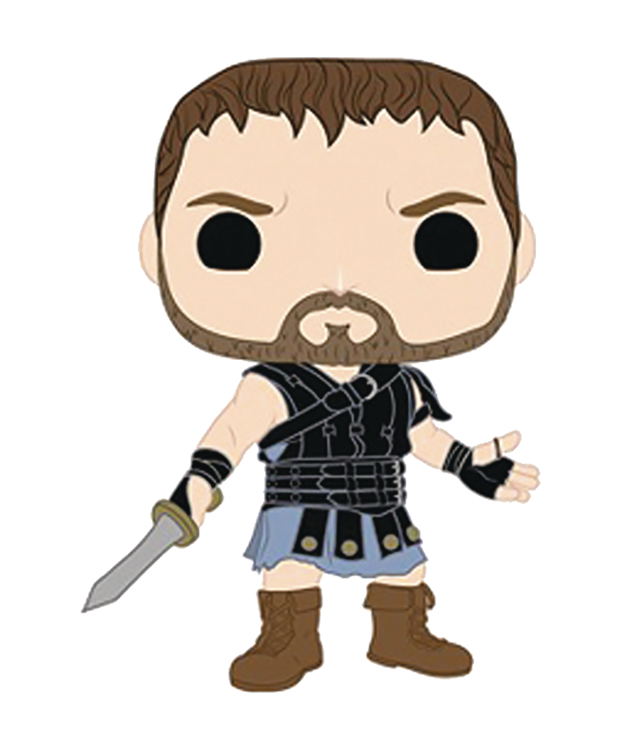 POP MOVIES GLADIATOR MAXIMUS VIN FIG