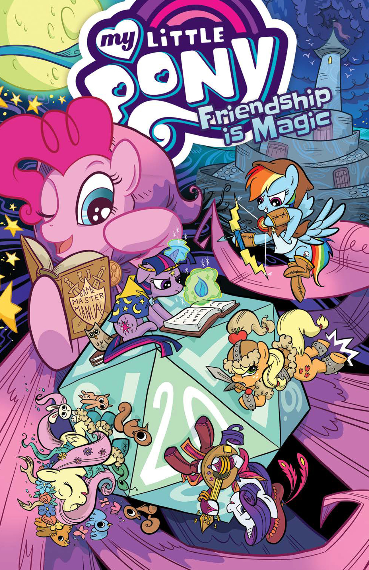 MY LITTLE PONY FRIENDSHIP IS MAGIC TP VOL 18 (OCT190751)