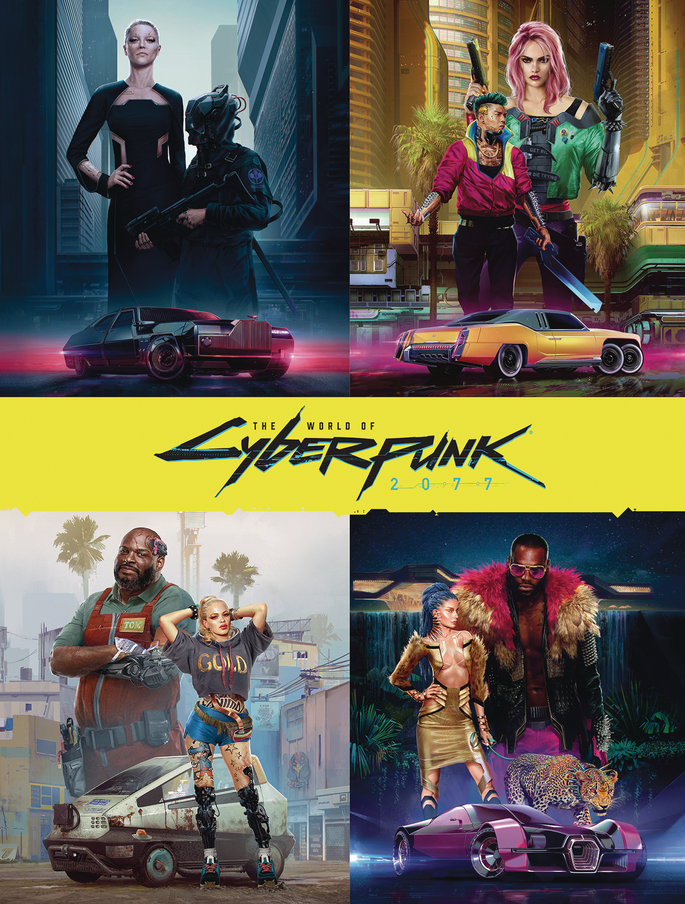 WORLD OF CYBERPUNK 2077 HC (O/A)