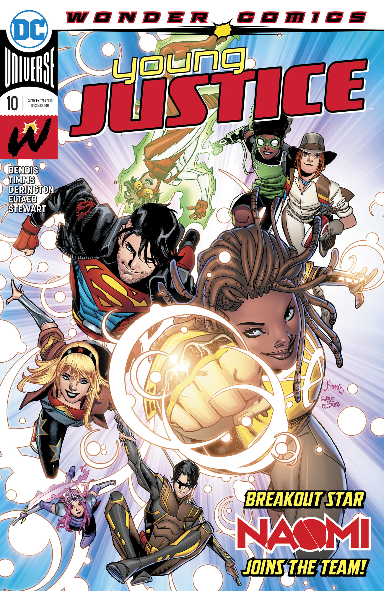 YOUNG JUSTICE #10