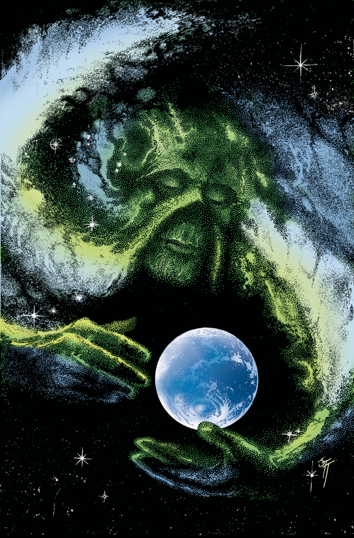 ABSOLUTE SWAMP THING BY ALAN MOORE HC VOL 02 (RES)