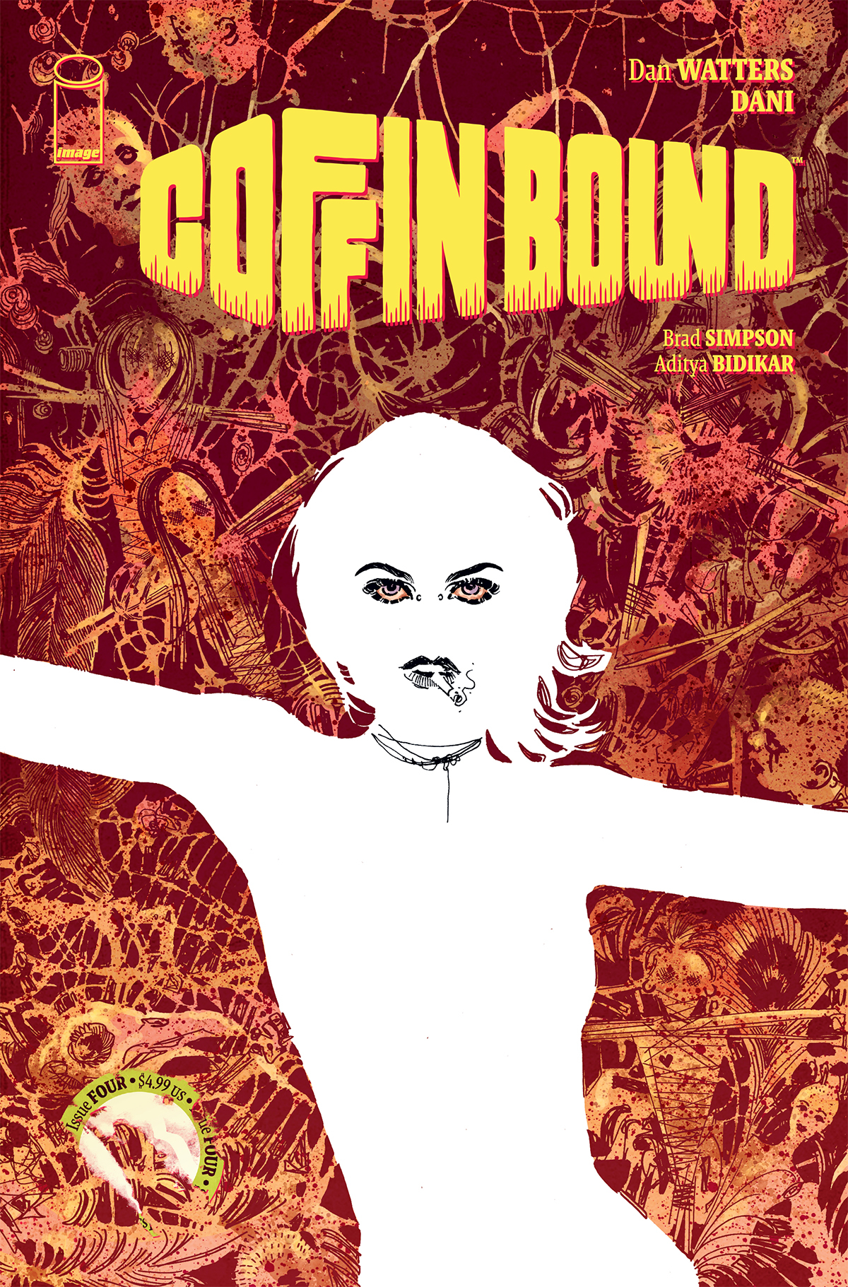 COFFIN BOUND #4 (MR)