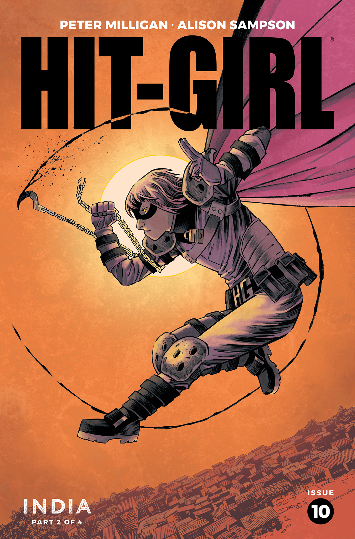 HIT-GIRL SEASON TWO #10 CVR A SHALVEY (MR)