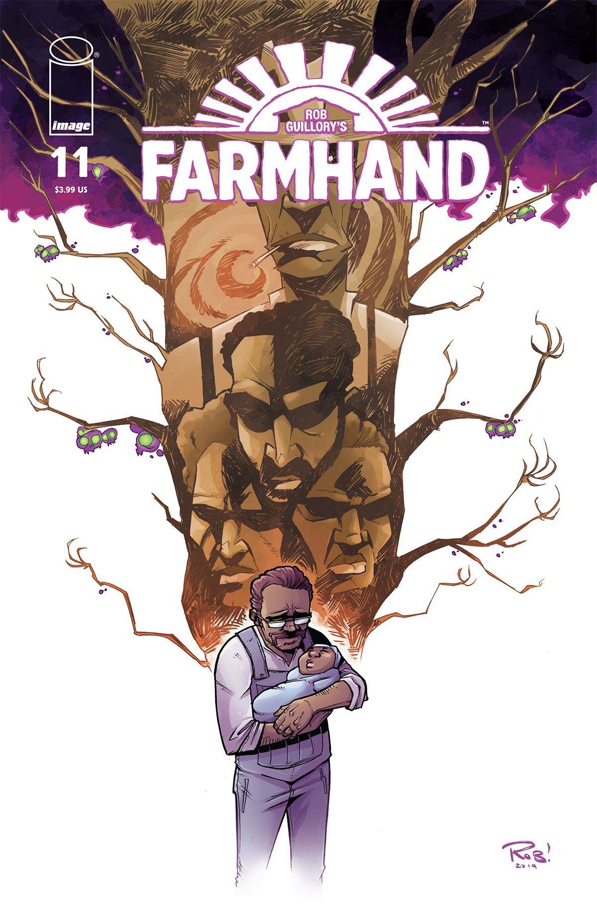 FARMHAND #11 (MR)